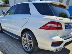 2015 Mercedes-Benz M-Class Ml 63 Amg  Western Cape Kuils River_3