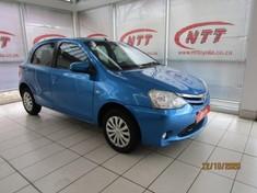 2016 Toyota Etios 1.5 Xs 5dr  Mpumalanga Hazyview_0