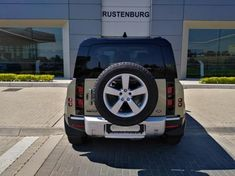 2020 Land Rover Defender 110 P400 First Edition 294kW North West Province Rustenburg_3