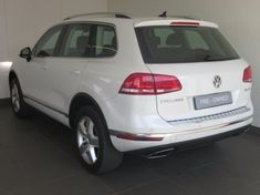 2015 Volkswagen Touareg GP 4.2 V8 TDI EXEC TIP Gauteng Johannesburg_3