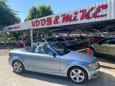 2010 BMW 1 Series 125i Convertible At  Gauteng Vanderbijlpark_1