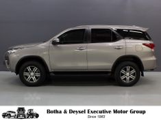 2017 Toyota Fortuner 2.4GD-6 RB Auto Gauteng Vereeniging_1