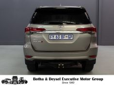 2017 Toyota Fortuner 2.4GD-6 RB Auto Gauteng Vereeniging_4