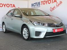 2016 Toyota Corolla 1.6 Prestige CVT Western Cape