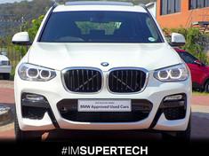 2020 BMW X3 xDRIVE 20d M-Sport G01 Kwazulu Natal Durban_2
