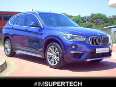 2016 BMW X1 sDRIVE20d xLINE Auto Kwazulu Natal Durban_1