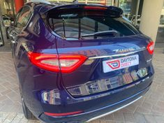 2017 Maserati Levante Diesel Gauteng Johannesburg_4