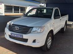 2014 Toyota Hilux 2.5 D-4d Srx 4x4 P/u S/c  Western Cape