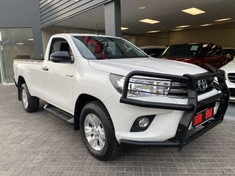 2018 Toyota Hilux 2.4 GD-6 SRX 4X4 Single Cab Bakkie North West Province Rustenburg_2