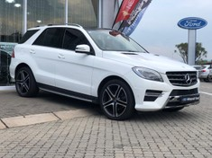 2014 Mercedes-Benz M-Class Ml 350 Bluetec  Mpumalanga Nelspruit_0