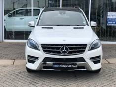 2014 Mercedes-Benz M-Class Ml 350 Bluetec  Mpumalanga Nelspruit_1