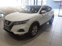 2020 Nissan Qashqai 1.5 dCi Acenta Free State Bloemfontein_2