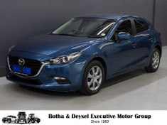 2018 Mazda 3 1.6 Original 5-door Gauteng