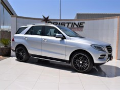 2015 Mercedes-Benz M-Class Ml 350 Bluetec  Gauteng