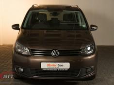 2017 Volkswagen Touran 1.6 TDI DSG Gauteng Heidelberg_1