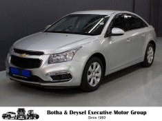 2015 Chevrolet Cruze 1.6 LS Gauteng
