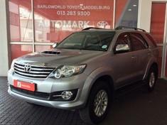 2011 Toyota Fortuner 3.0d-4d R/b  Mpumalanga