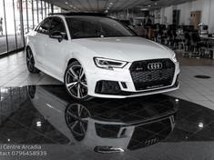 2017 Audi Rs3 2.5 Stronic Gauteng