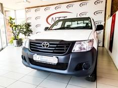 2014 Toyota Hilux 2.5 D-4d Srx 4x4 Pu Sc  Limpopo Louis Trichardt_4