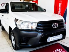 2018 Toyota Hilux 2.0 VVTi A/C Single Cab Bakkie Limpopo