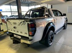 2016 Ford Ranger 3.2TDCi XLT 4X4 Auto Double Cab Bakkie Gauteng Vanderbijlpark_4