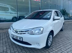 2017 Toyota Etios 1.5 Xi  Mpumalanga Nelspruit_0