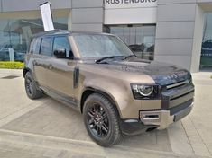 2020 Land Rover Defender 110 P400 X (294kW) North West Province