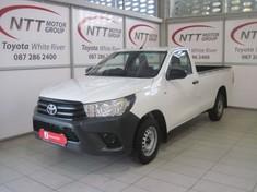 2019 Toyota Hilux 2.0 VVT Single Cab Bakkie Mpumalanga White River_1