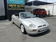 2001 MG Tf 115  Western Cape
