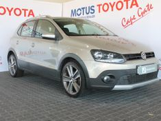 2012 Volkswagen Polo 1.6 Cross 5dr  Western Cape