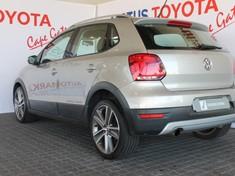 2012 Volkswagen Polo 1.6 Cross 5dr  Western Cape Brackenfell_3