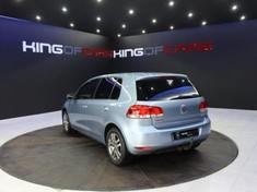 2010 Volkswagen Golf Vi 1.6 Tdi Comfortline Dsg  Gauteng Boksburg_3