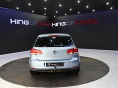 2010 Volkswagen Golf Vi 1.6 Tdi Comfortline Dsg  Gauteng Boksburg_4