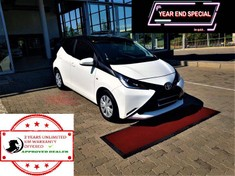 2017 Toyota Aygo 1.0 X- PLAY 5-Door Gauteng Midrand_0