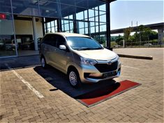 2018 Toyota Avanza 1.3 SX EXECUTIVE 7 SEATER Gauteng Midrand_2