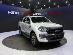 2016 Ford Ranger 3.2TDCi 3.2 WILDTRAK 4X4 Auto Double Cab Bakkie Gauteng Boksburg_0