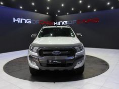 2016 Ford Ranger 3.2TDCi 3.2 WILDTRAK 4X4 Auto Double Cab Bakkie Gauteng Boksburg_1