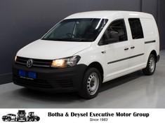 2017 Volkswagen Caddy MAXI Crewbus 2.0 TDi Gauteng Vereeniging_0