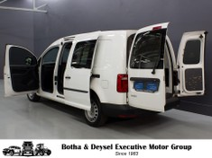 2017 Volkswagen Caddy MAXI Crewbus 2.0 TDi Gauteng Vereeniging_3