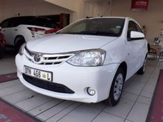 2016 Toyota Etios 1.5 Xs 5dr  Limpopo Hoedspruit_2