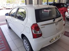 2016 Toyota Etios 1.5 Xs 5dr  Limpopo Hoedspruit_3