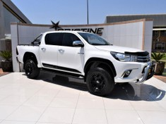 2017 Toyota Hilux 2.8 GD-6 RB Raider Double Cab Bakkie Auto Gauteng