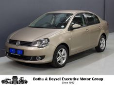 2015 Volkswagen Polo Vivo GP 1.6 Comfortline Gauteng