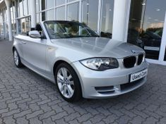 2010 BMW 1 Series 120i Convertible A/t  Western Cape