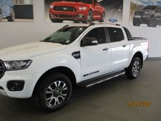 2020 Ford Ranger 2.0TDCi WILDTRAK 4X4 Auto Double Cab Bakkie Kwazulu Natal Pinetown_3