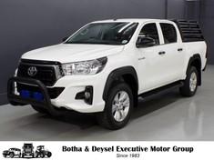 2019 Toyota Hilux 2.4 GD-6 SRX 4X4 Auto Double Cab Bakkie Gauteng