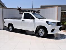 2017 Toyota Hilux 2.0 VVTi A/C Single Cab Bakkie Gauteng