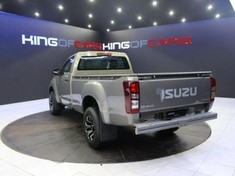 2019 Isuzu D-MAX 250C Fleetside Single Cab Bakkie Gauteng Boksburg_3