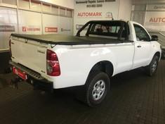 2014 Toyota Hilux 2.5 D-4d Srx 4x4 Pu Sc  Mpumalanga Witbank_2