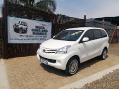 2013 Toyota Avanza 1.5 Sx  North West Province